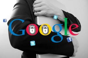 Google vie privée